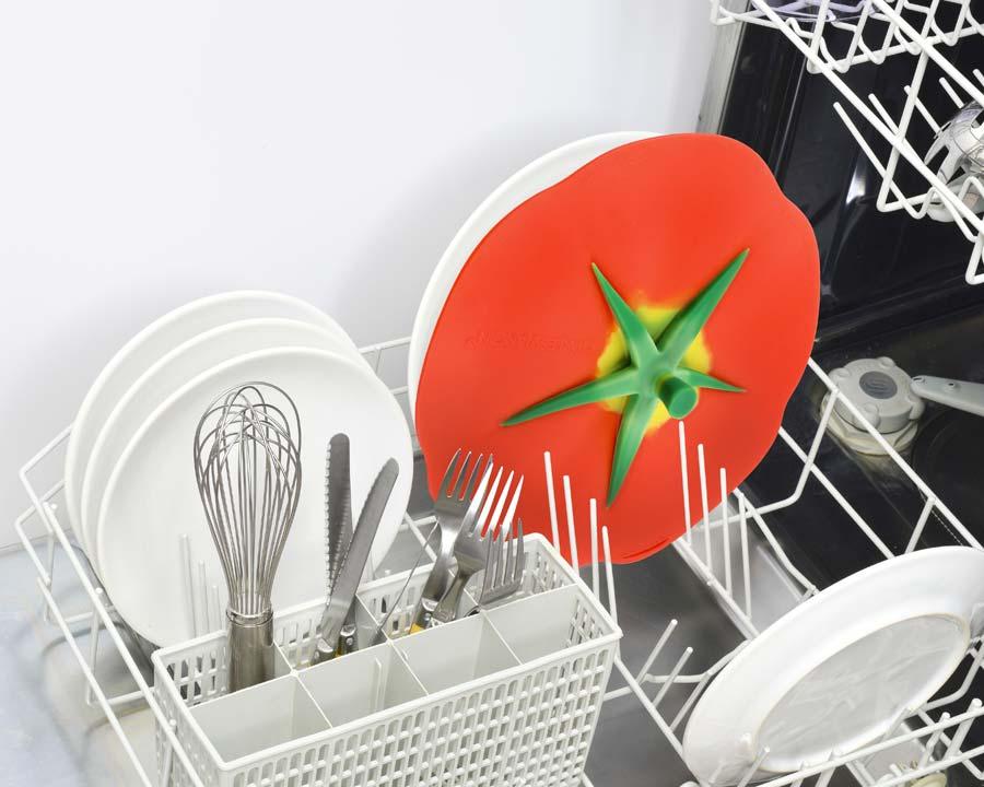Charles Viancin - Tomato Lids - dishwasher safe