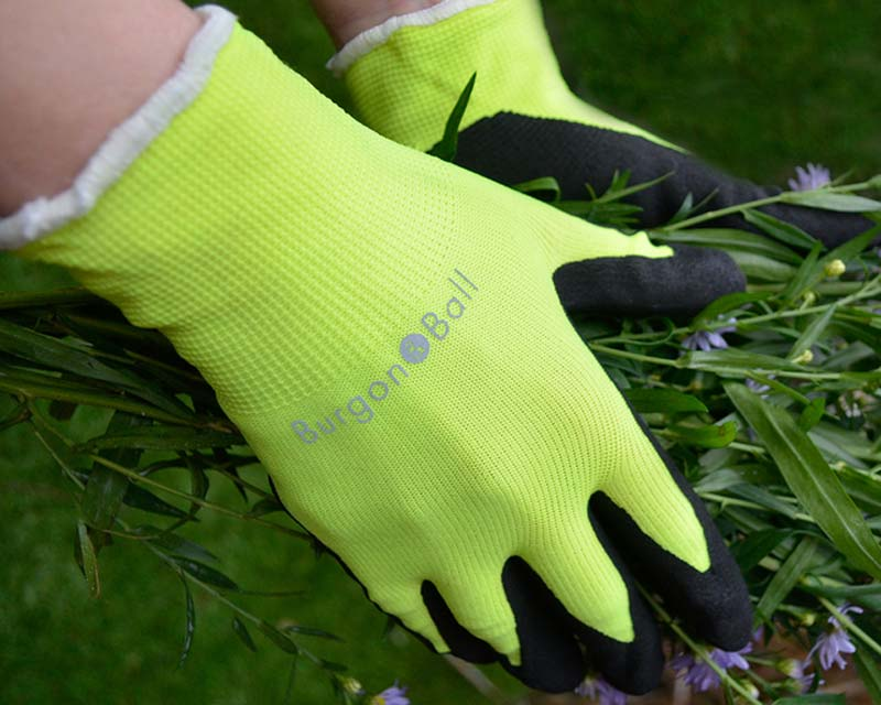 Florabrite Garden Gloves by Burgon & Ball