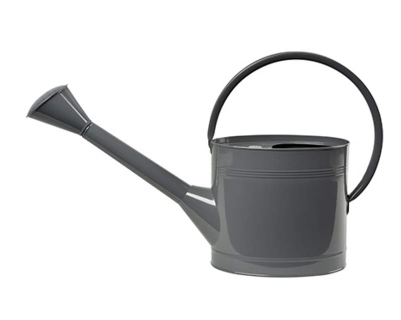 Waterfall Watering Can 5l - Slate