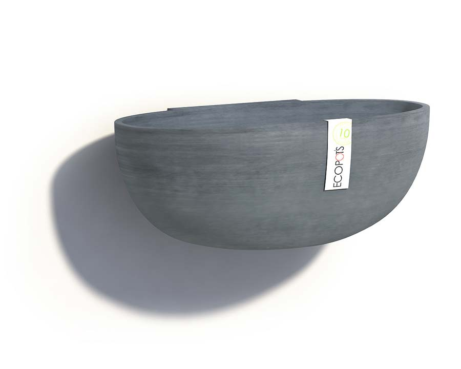 Sofia Wall Mounted - Blue Grey - ECOPOTS