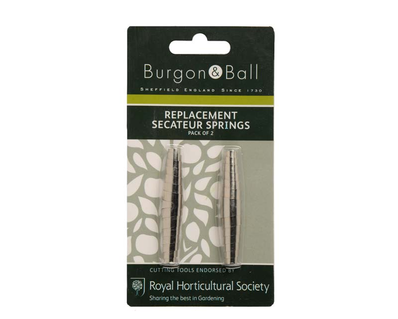 RHS Replacement Springs - Pack of 2 - Burgon and Ball