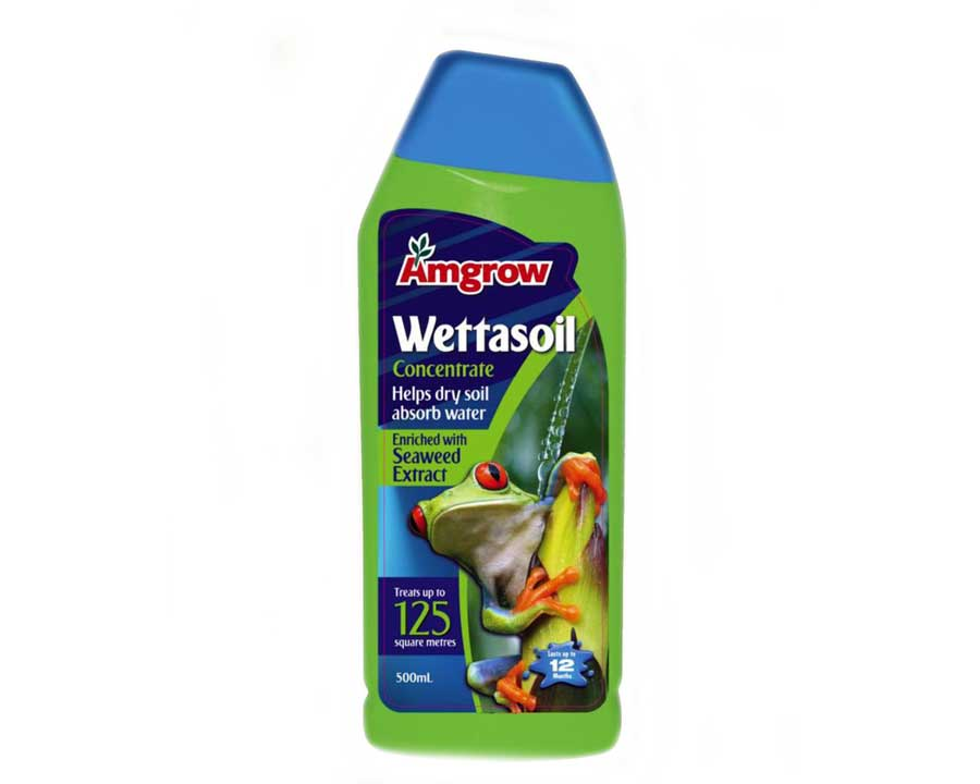 WettaSoil wetting agent - Amgrow