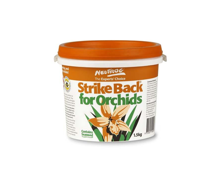 Strike Back for Orchids - Neutrog