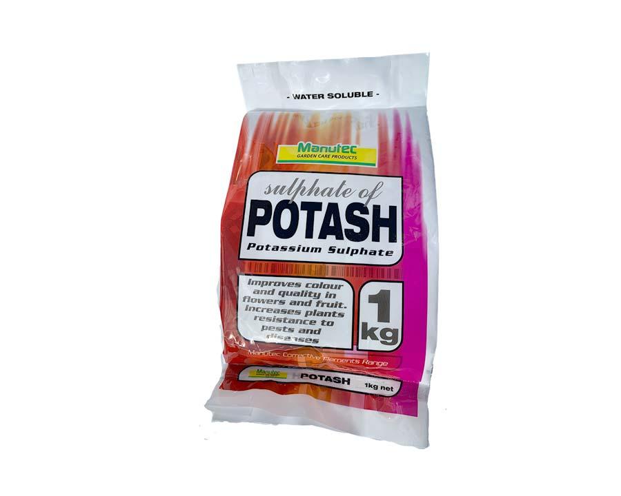 Sulphate of Potash - Manutec