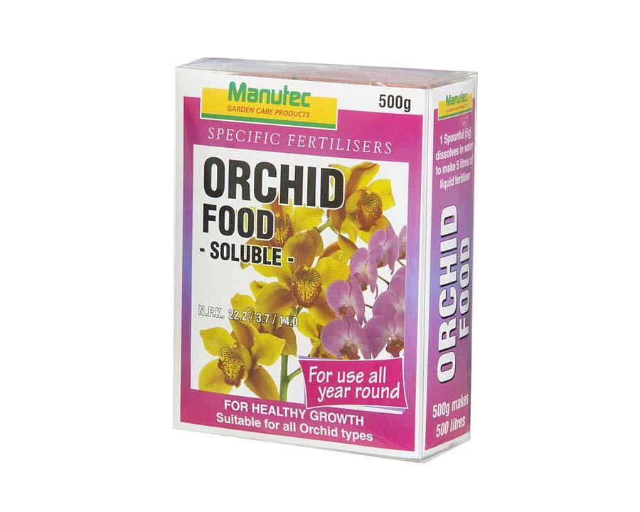 Orchid Food - Manutec