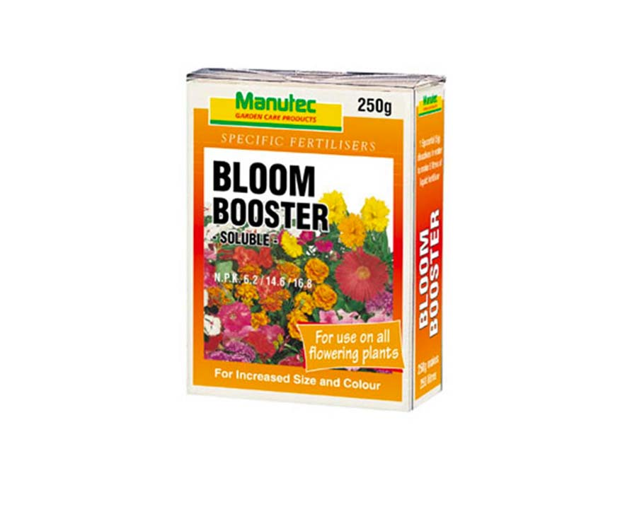 Bloom Booster - Manutec
