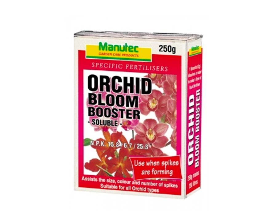 Orchid Bloom Booster - Manutec