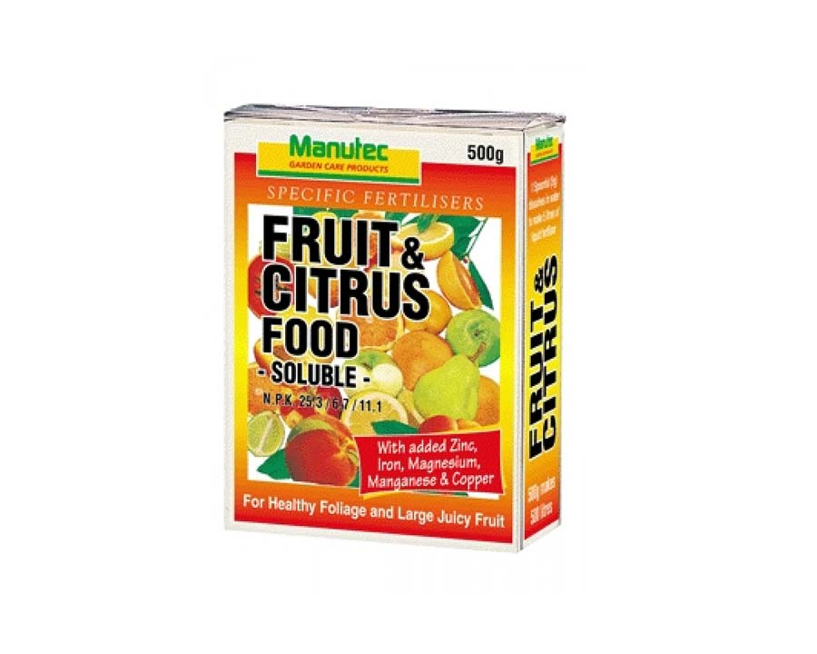 Fruit and Citrus Food - Manutec