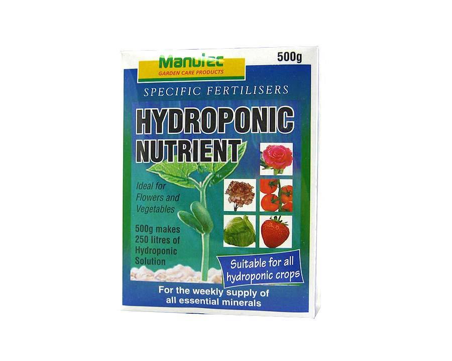 Hydroponic Nutrient - Manutec