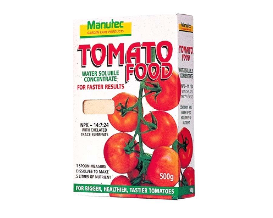Tomato Food - Manutec