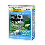 Water Garden Tablet Fertiliser - Manutec