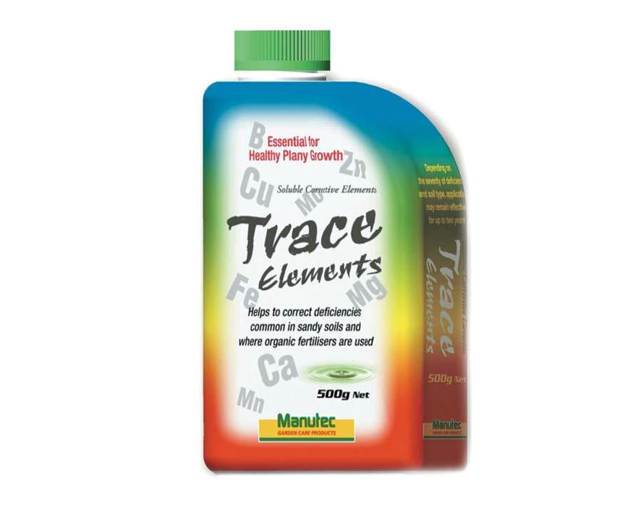Trace Elements - Manutec