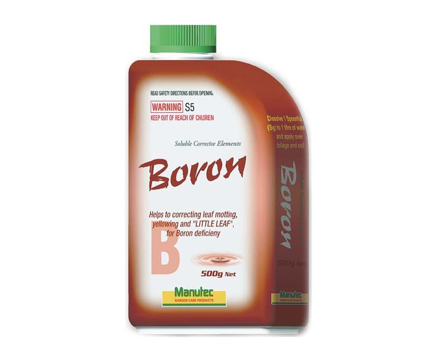Boron - Manutec