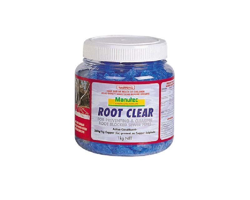 Root Clear - Manutec