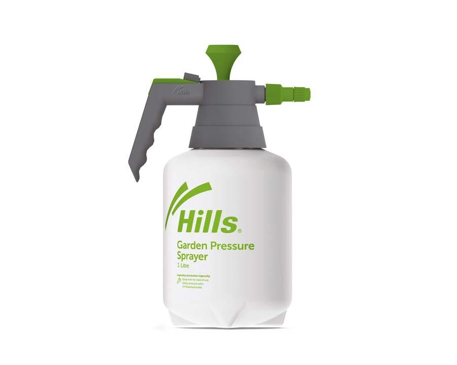 Hills 1 litre Pressure Sprayer