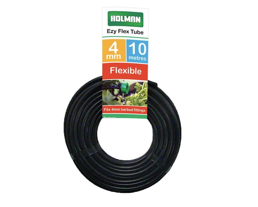 Ezy Flex Tube 4mm x 10m - Holman