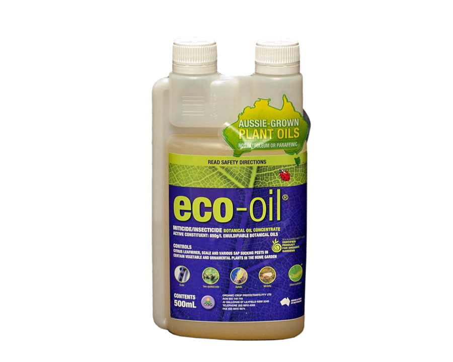 Eco-Oil - 250ml and 500ml packs