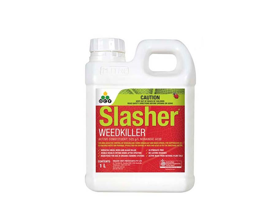 Slasher Organic Weedkiller