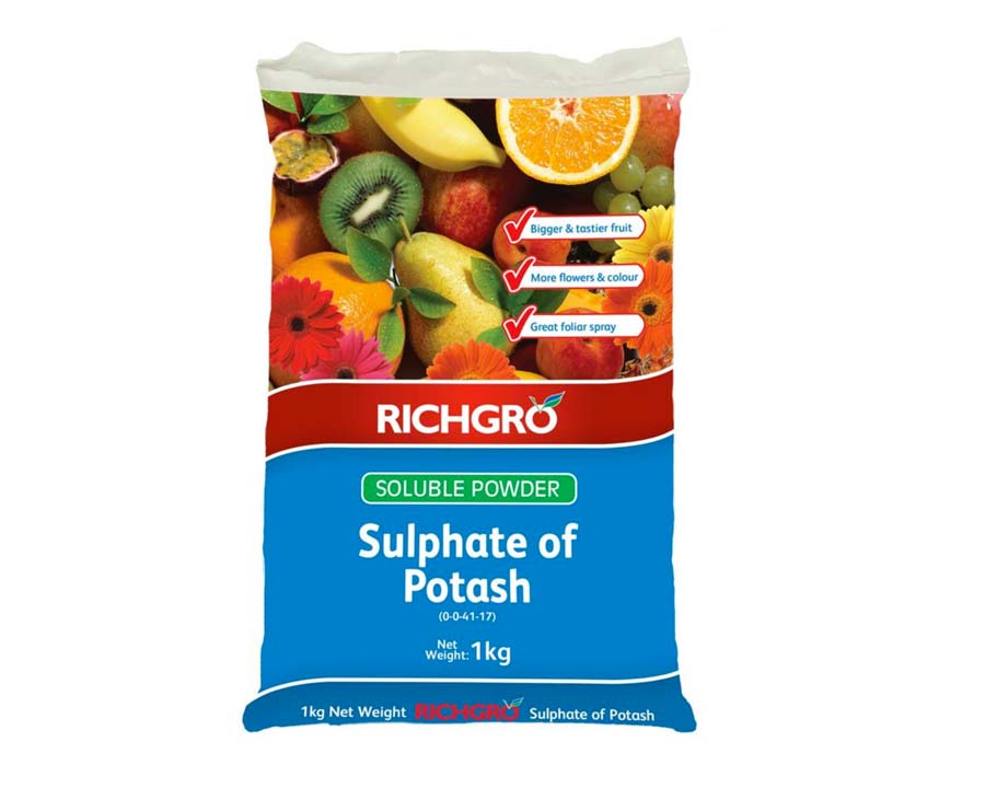 Sulphate of Potash - Richgro
