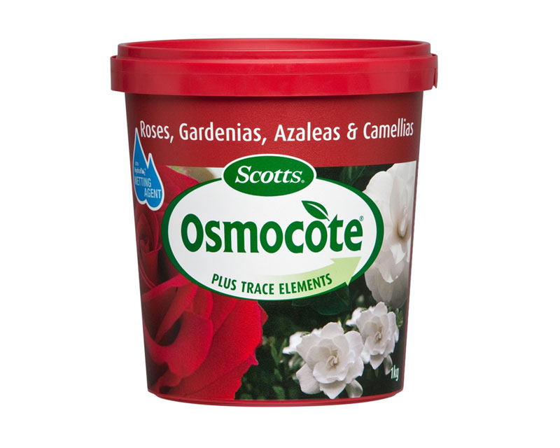 Osmocote Rose, Gardenia, Azalea and Camellia Food