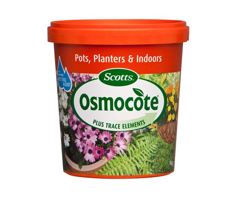 Osmocote Pots Planters Indoor Food
