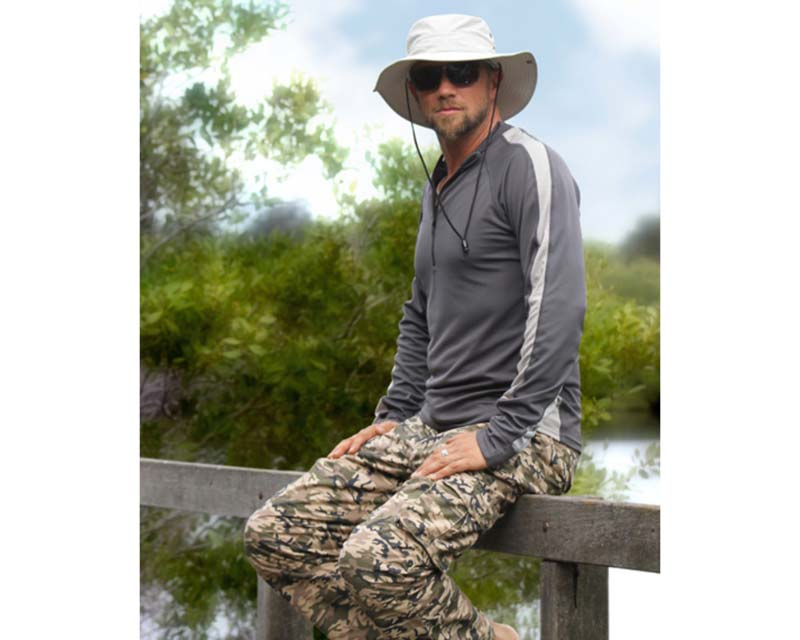 Camo pants - great for many activities