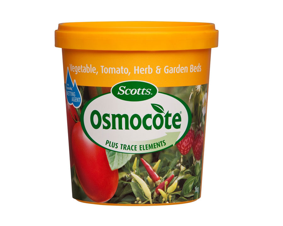 Osmocote Vegetable, Tomato, Herb and Garden Bed Food