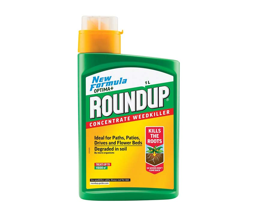 Roundup Concentrate weedkiller