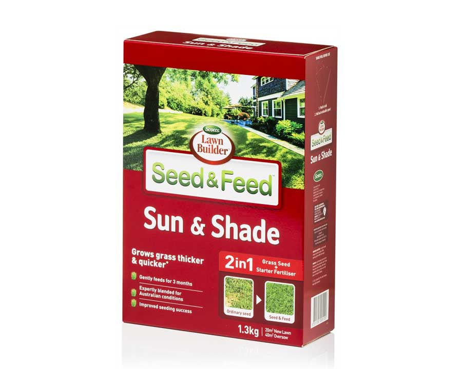 Lawn Builder Sun and Shade by Scotts