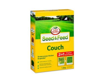 Lawn Builder Couch Seed - Scotts
