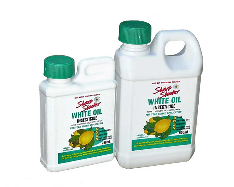 White Oil Insecticide by Sharpshooter
