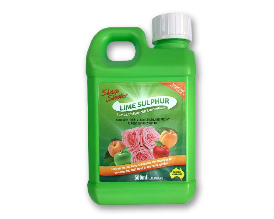 Lime Sulphur Insecticide / Fungicide - Sharpshooter