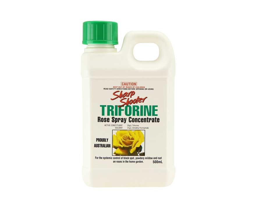 Triforine - Sharpshooter
