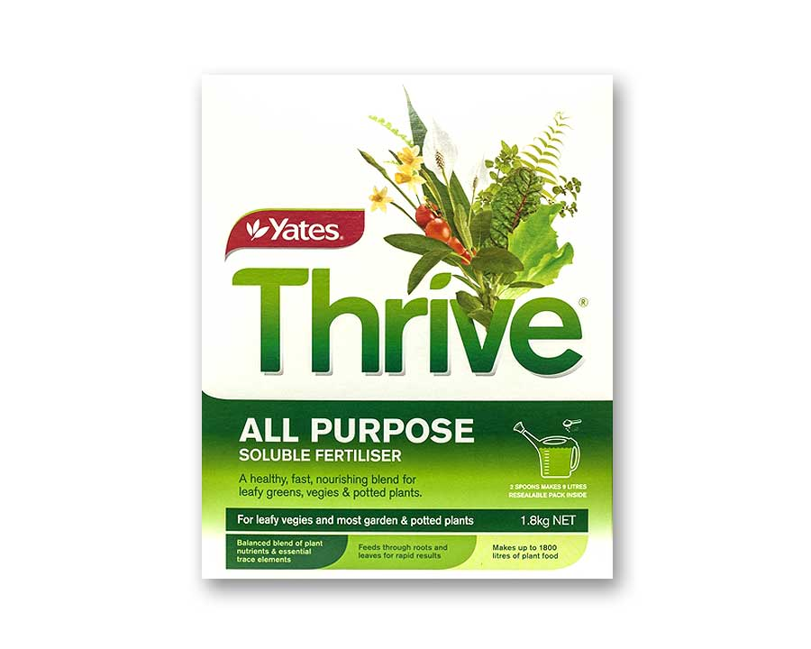 Thrive all Purpose Plant Food - Yates