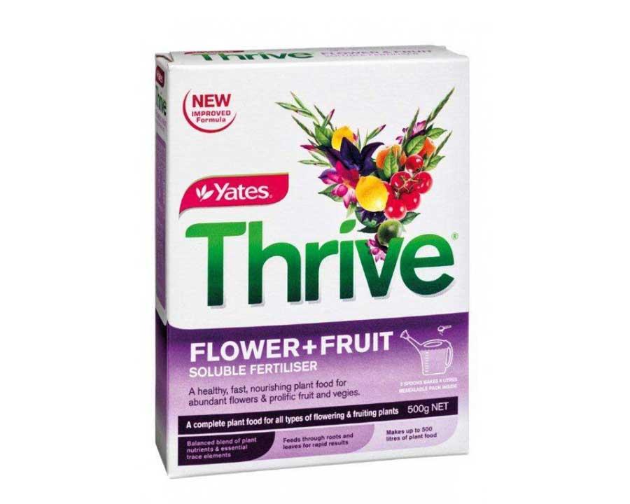 Thrive Flower and Fruit Soluble Fertiliser - Yates