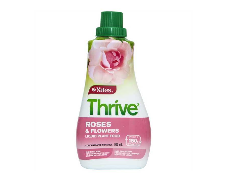 Thrive Liquid Rose and Flower Food - Yates