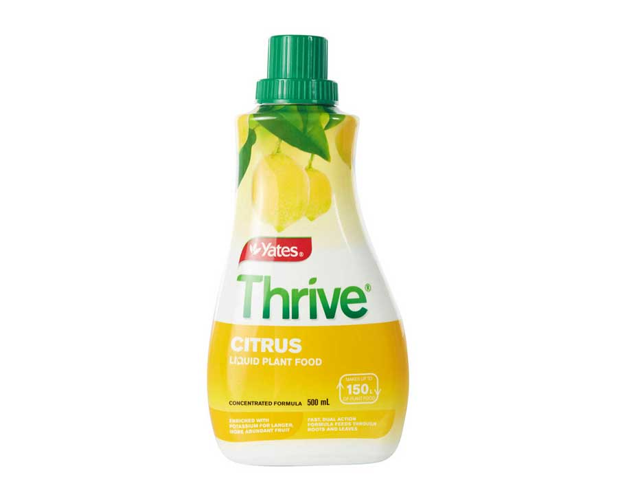 Thrive Liquid Plant Food for Citrus- Yates