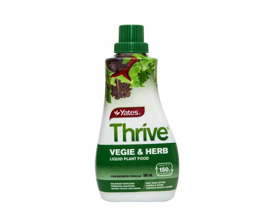 Thrive Liquid Vegie and Herb Plant Food - Yates