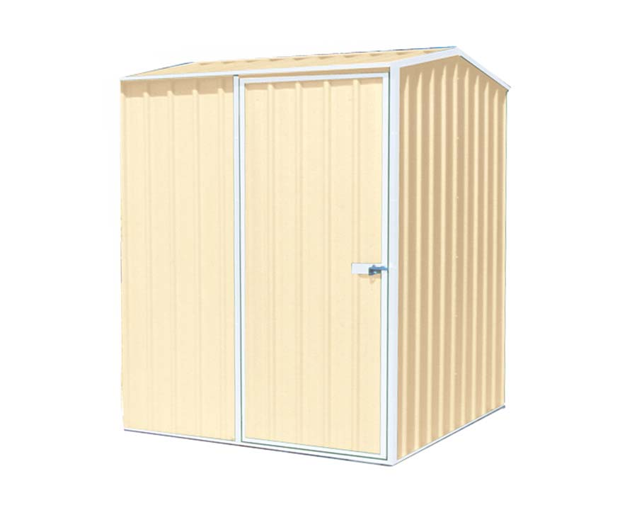 Premier SpaceSaver Storage Unit Kit - 1.52 x 1.52 x 2.08m in Classic Cream