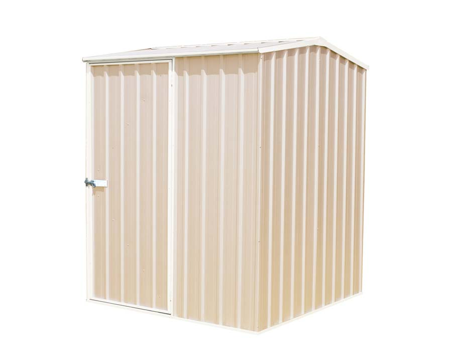 Premier SpaceSaver Storage Unit Kit - 1.52 x 1.52 x 2.08m in Paperbark