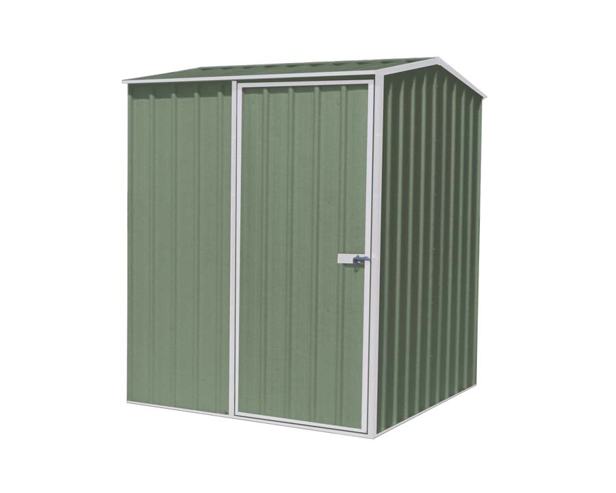 Premier SpaceSaver Storage Unit Kit - 1.52 x 1.52 x 2.08m in Pale Eucalypt