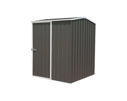 Premier SpaceSaver Storage Unit Kit - 1.52 x 1.52 x 2.08m in Woodland Grey