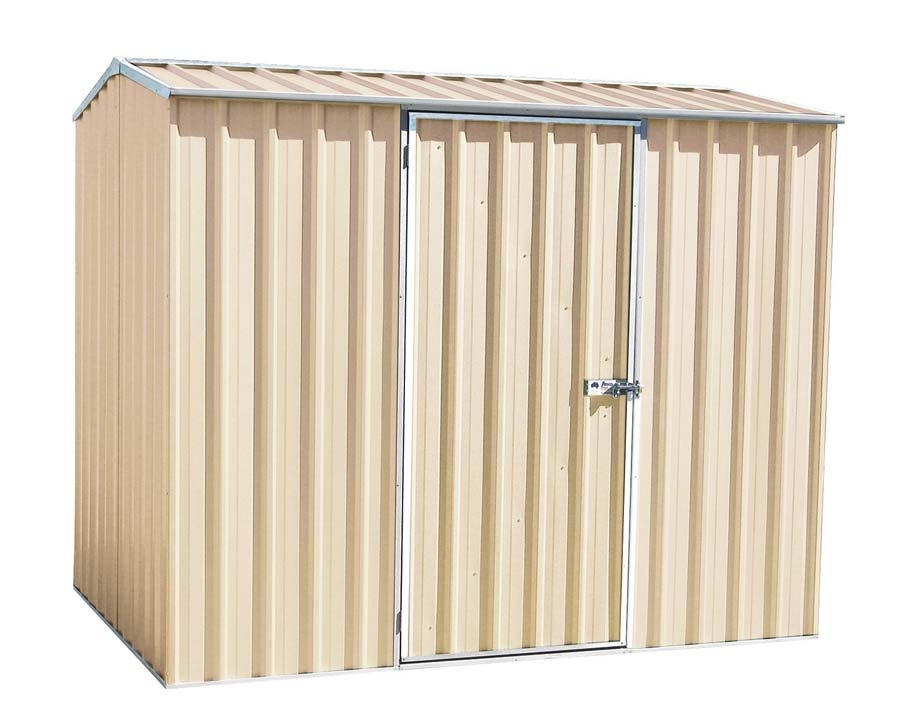 Premier SpaceSaver Storage Unit Kit - 2.26 x 1.52 x 2.08m in Classic Cream