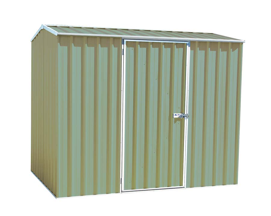 Premier SpaceSaver Storage Unit Kit - 2.26 x 1.52 x 2.08m in Pale Eucalypt
