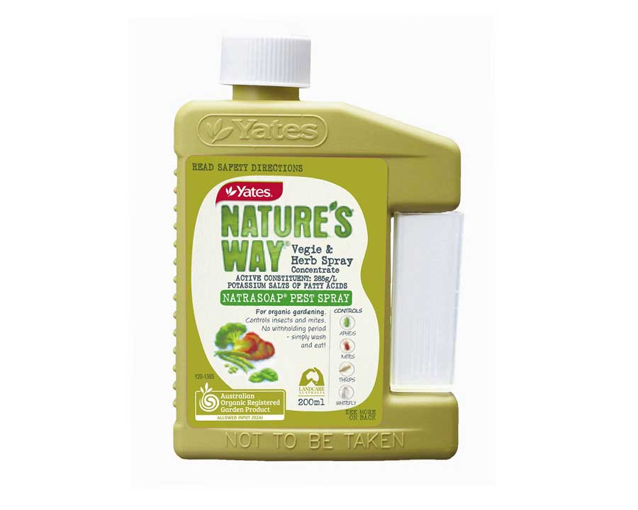 Natures Way Vegie and Herb Spray Concentrate - Yates