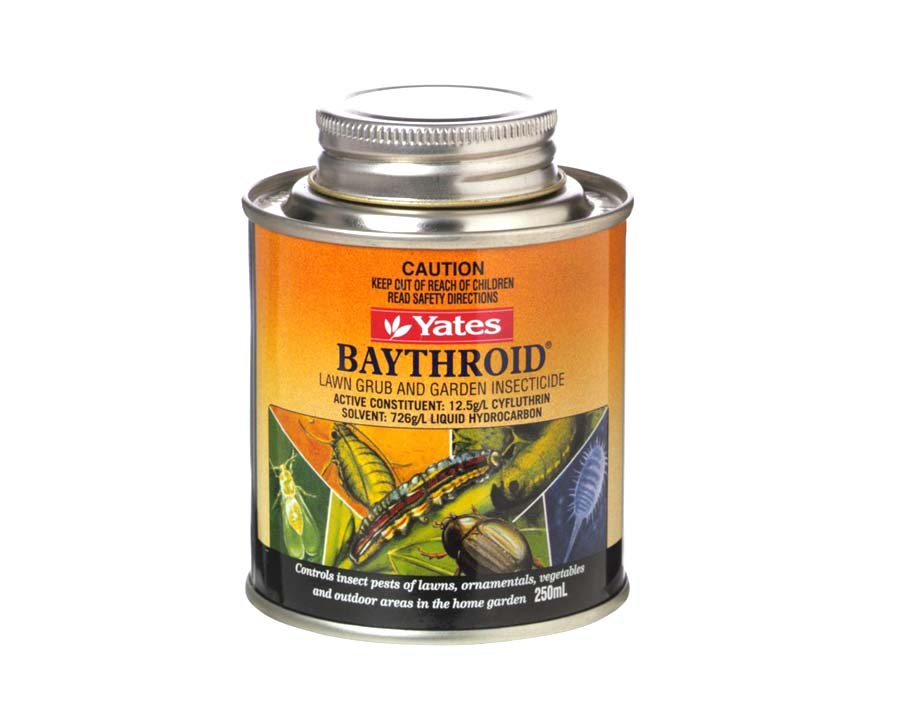 Baythroid Lawn Grub and Garden Insecticide - Yates