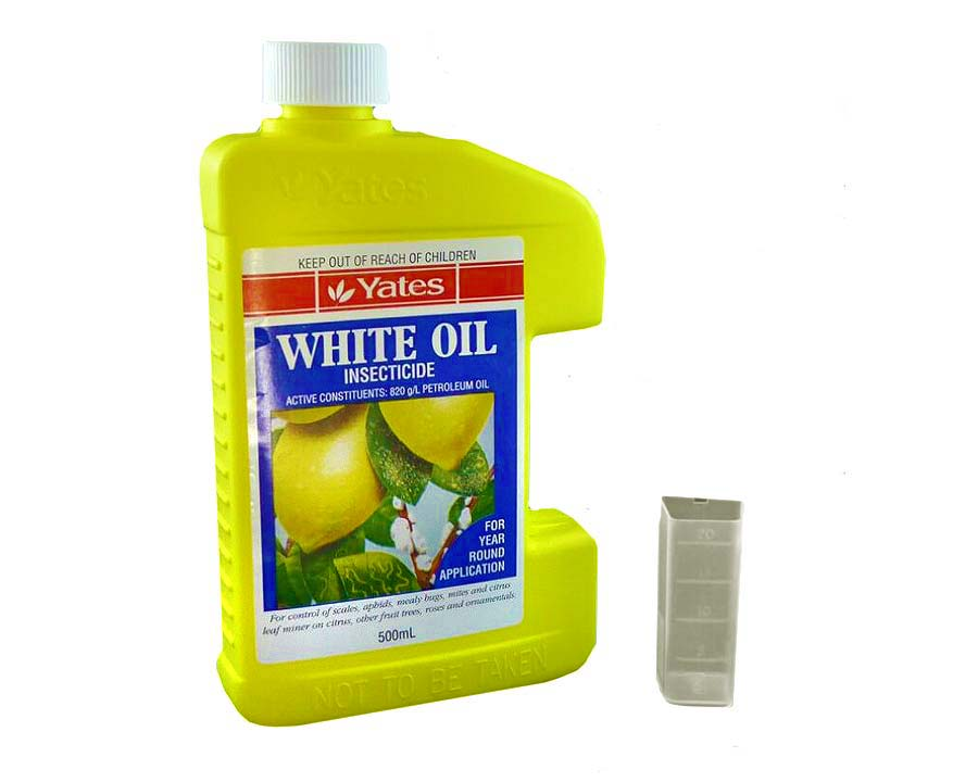 White Oil Insecticide - Yates