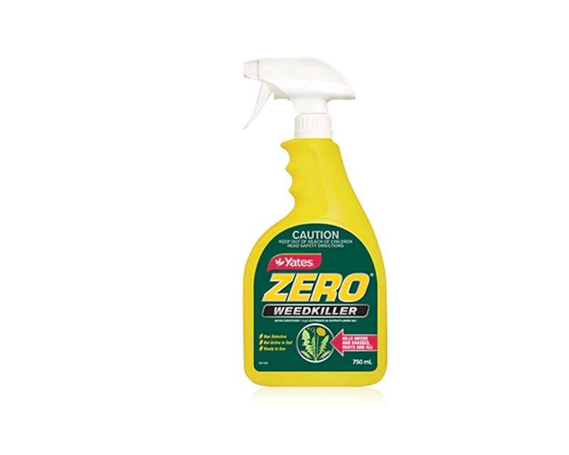Zero Weedkiller - ready to use 750ml