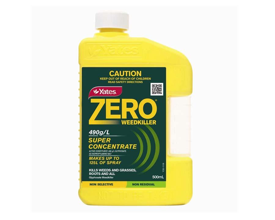 Zero Weedkiller concentrate - Yates