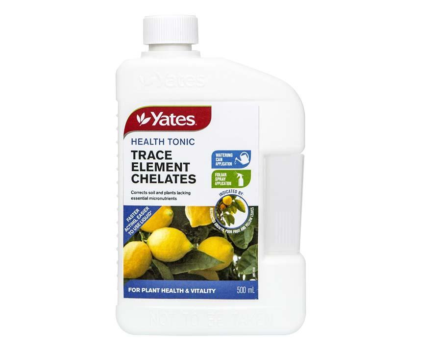Yates Health Tonic Trace Element Chelates